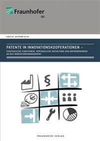 Patente in Innovationskooperationen