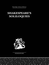 Shakespeare's Soliloquies