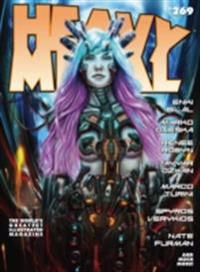 Heavy Metal Magazine #269