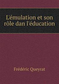 L'Emulation Et Son Role Dan L'Education