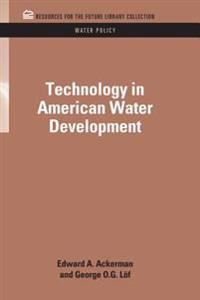 Technology in American Water Development
