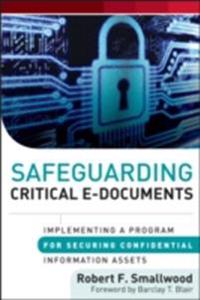 Safeguarding Critical E-Documents