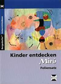 Kinder entdecken Miró - Foliensatz