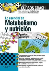 Lo esencial en Metabolismo y nutricion + Studenconsult en espanol