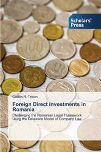 Foreign Direct Investments in Romania