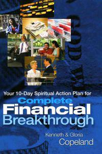 Your 10-Day Spiritual Action Plan for Complete Financial Breakthrough [With Cards and 2 CDs and DVD]