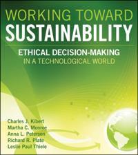 Working Toward Sustainability