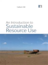 Introduction to Sustainable Resource Use