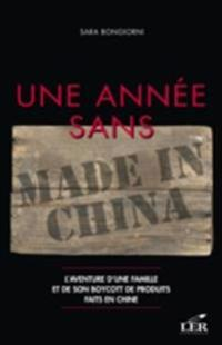Une annee sans Made in China