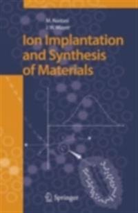 Ion Implantation and Synthesis of Materials
