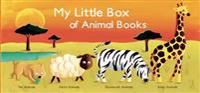 My Little Box of Animal Books