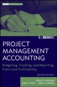 Project Management Accounting, with Website