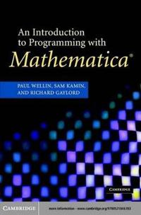 Introduction to Programming with Mathematica(R)