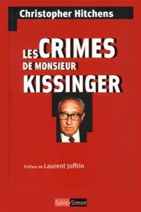 Les crimes de Monsieur Kissinger