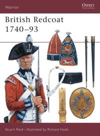 British Redcoat 1740?93