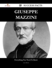 Giuseppe Mazzini 89 Success Facts - Everything you need to know about Giuseppe Mazzini