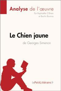 Le Chien jaune de Georges Simenon (Fiche de lecture)