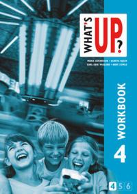 What's Up? 4 Workbook