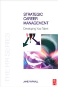 Strategic Career Management