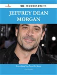 Jeffrey Dean Morgan 103 Success Facts - Everything you need to know about Jeffrey Dean Morgan