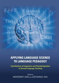 Applying Language Science to Language Pedagogy