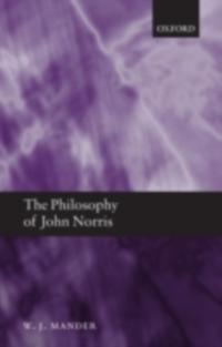 Philosophy of John Norris