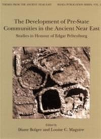 Development of Pre-State Communities in the Ancient Near East