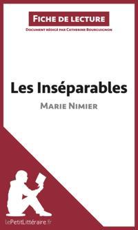 Les Inseparables de Marie Nimier (Fiche de lecture)
