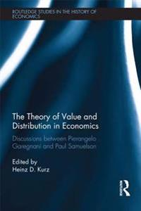 Theory of Value and Distribution in Economics