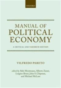 Manual of Political Economy