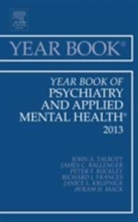 Year Book of Psychiatry and Applied Mental Health 2013, E-Book