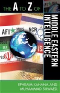 A to Z of Middle Eastern Intelligence