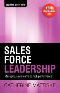 Sales Force Leadership