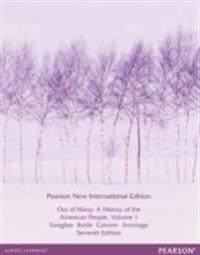 Out of Many: Pearson New International Edition
