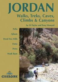 Jordan - Walks, Treks, Caves, Climbs and Canyons
