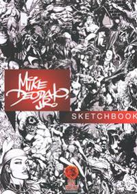 Mike Deodato, Jr. Sketchbook