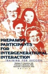 Preparing Participants for Intergenerational Interaction