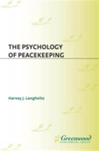Psychology of Peacekeeping