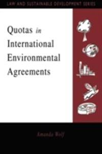 Quotas in International Environmental Agreements