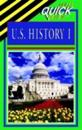 CliffsQuickReview U.S. History I