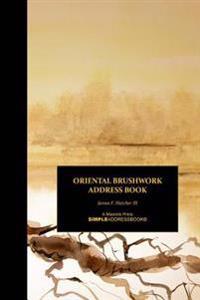 Oriental Brushwork Address Book