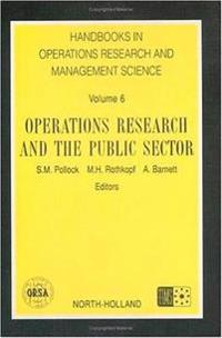 Operations Research and the Public Sector