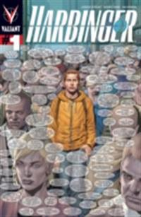 Harbinger (2012) Issue 1