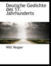 Deutsche Gedichte Des 17. Jahrhunderts