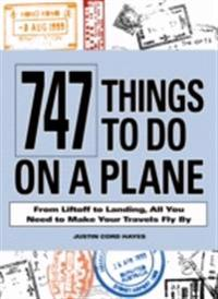 747 Things to Do on a Plane