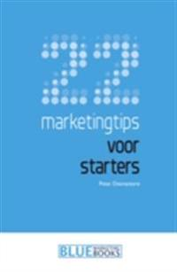 22 marketingtips voor starters