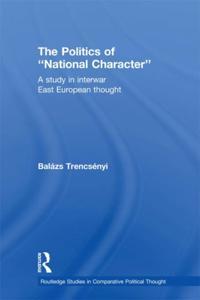 Politics of National Character
