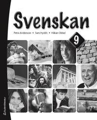 Svenskan 9 Arbetsbok (10-pack)