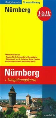Nürnberg/Fürth, Falk Extra