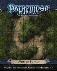 Pathfinder Flip-Mat - Winter Forest
